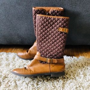 LAST CALL Girls size 4 crazy 8 boots